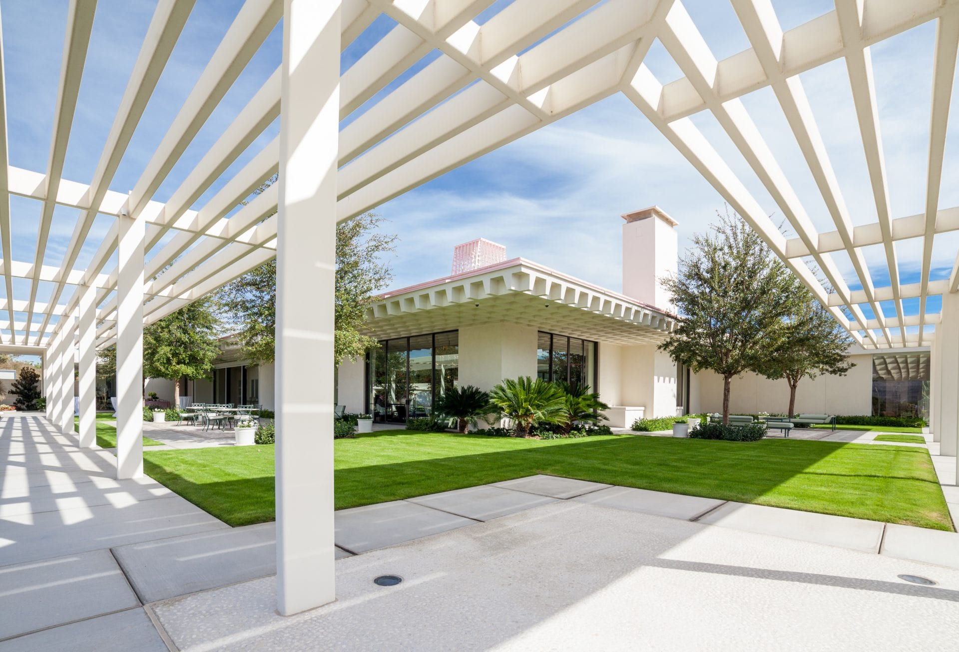 Tour The Historic Estate Sunnylands