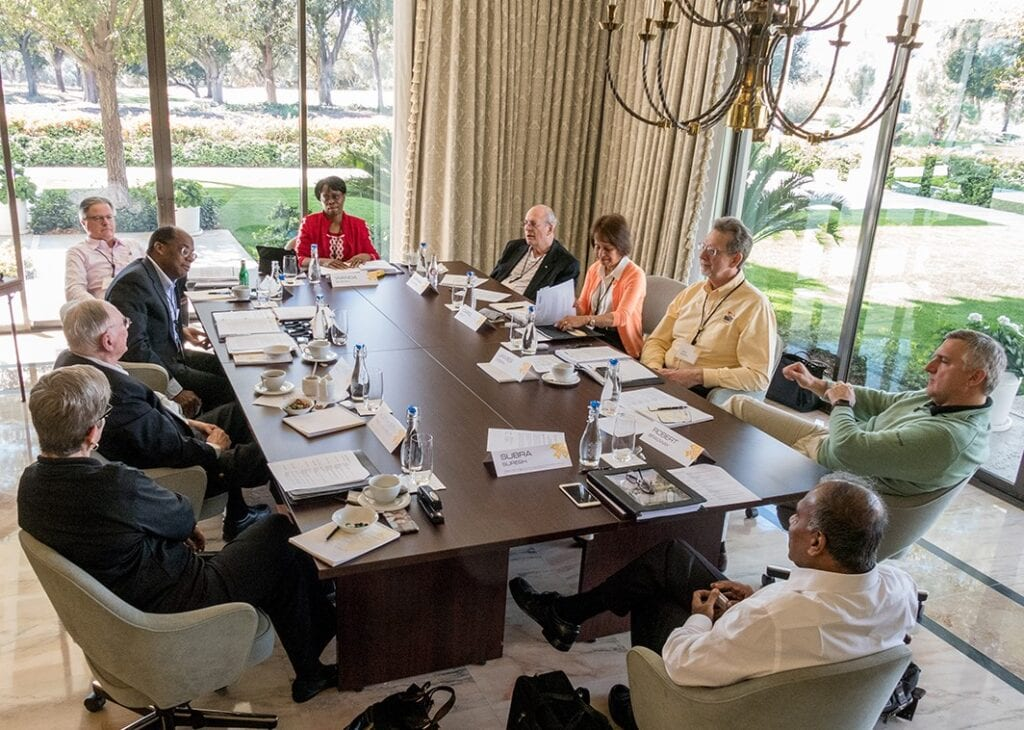 CEOs and Leaders for Science Retreat photos